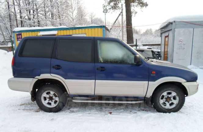Nissan Terrano II, 1998 год, 185 000 руб.