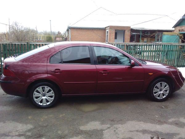 Ford Mondeo, 2003 год, 260 000 руб.