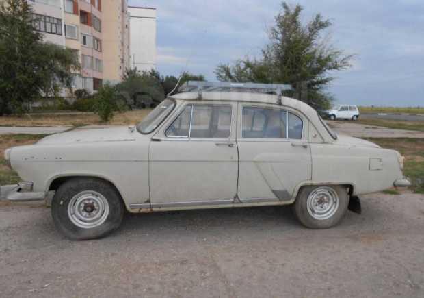 ГАЗ 21 Волга, 1963 год, 117 000 руб.