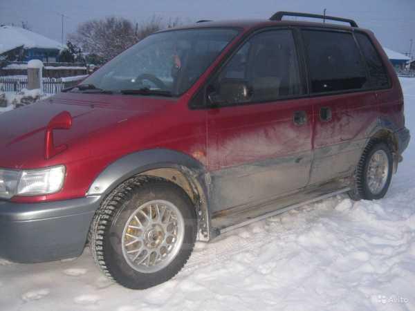 Mitsubishi RVR, 1996 год, 130 000 руб.