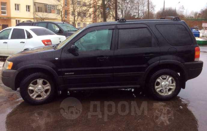 Ford Escape, 2001 год, 285 000 руб.