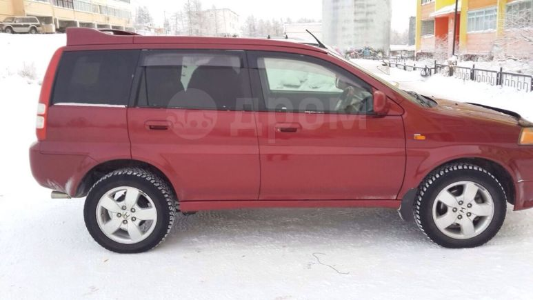 Honda HR-V, 2000 год, 380 000 руб.