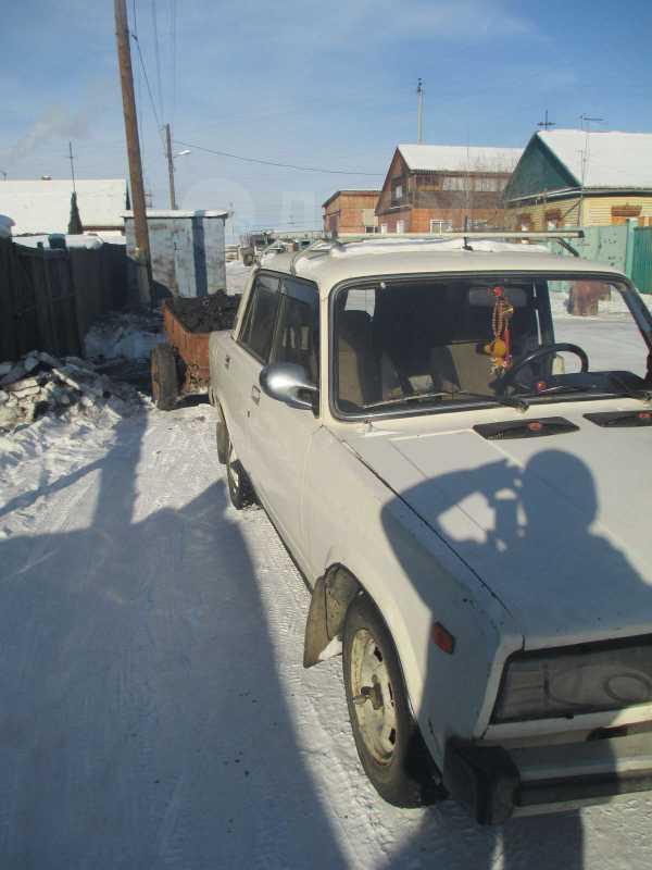 Лада 2105, 1994 год, 55 000 руб.