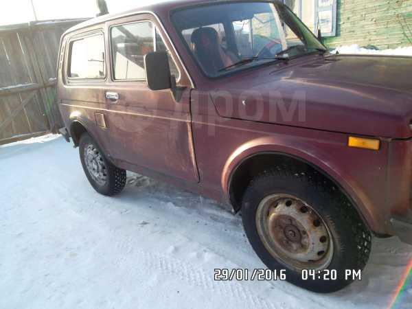 Лада 4x4 2131 Нива, 1995 год, 90 000 руб.