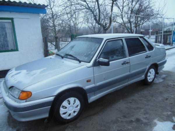 Лада 2115 Самара, 2005 год, 107 000 руб.