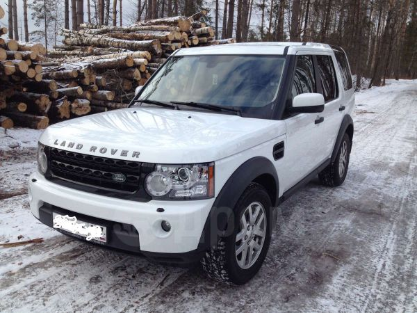 Land Rover Discovery, 2012 год, 2 600 000 руб.