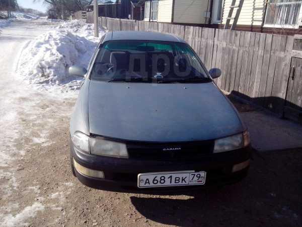 Toyota Carina, 1995 год, 95 000 руб.