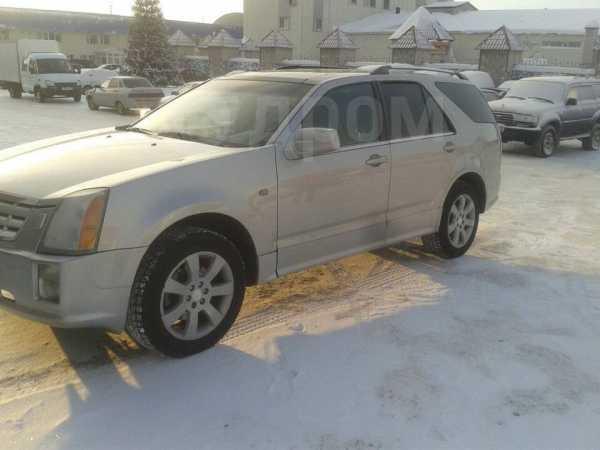 Cadillac SRX, 2006 год, 550 000 руб.