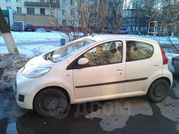 Peugeot 107, 2011 год, 320 000 руб.