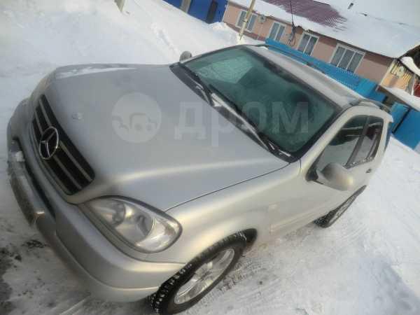 Mercedes-Benz M-Class, 2000 год, 279 000 руб.
