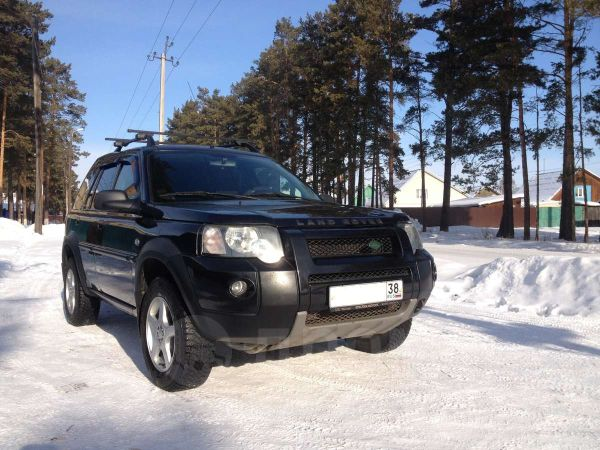 Land Rover Freelander, 2004 год, 480 000 руб.