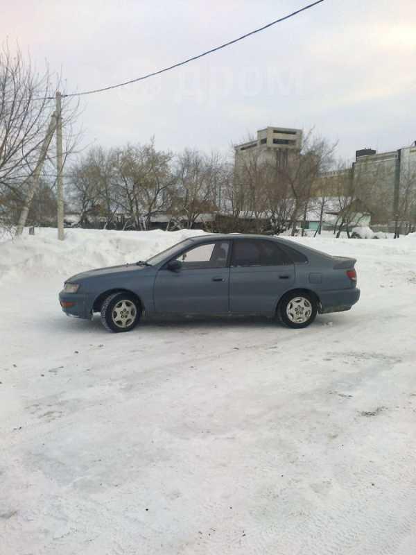 Toyota Corona SF, 1992 год, 105 000 руб.