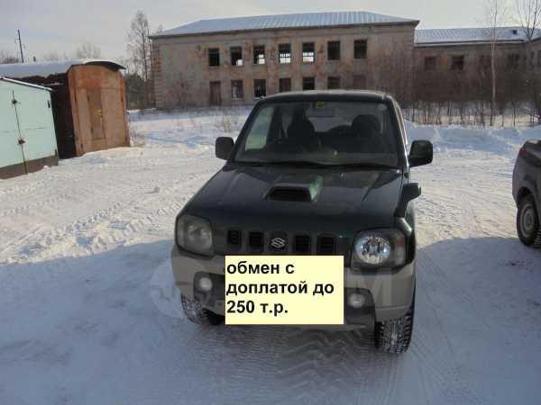 Suzuki Jimny, 2001 год, 240 000 руб.