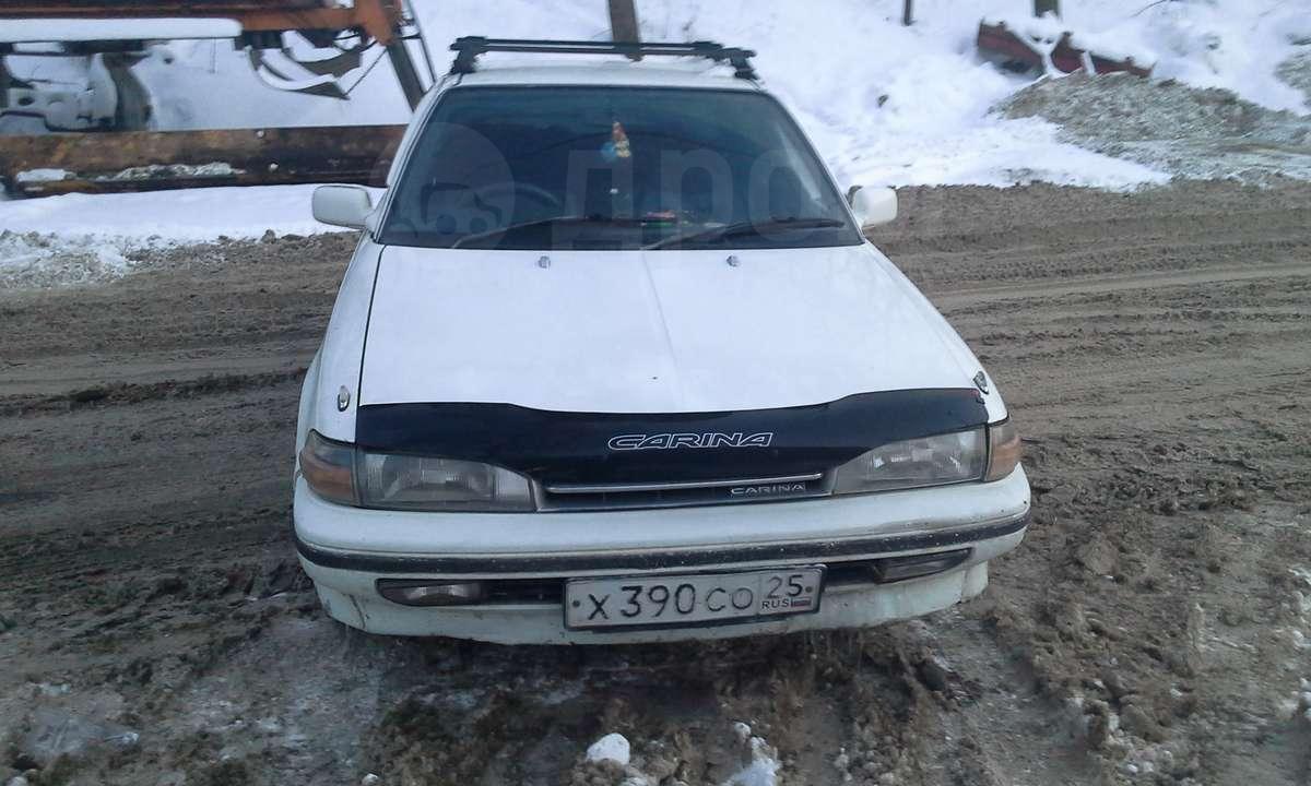 Тойота карина приморский край купить