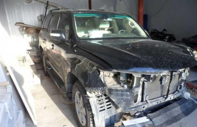 Lexus LX570, 2012 год, 1 250 000 руб.