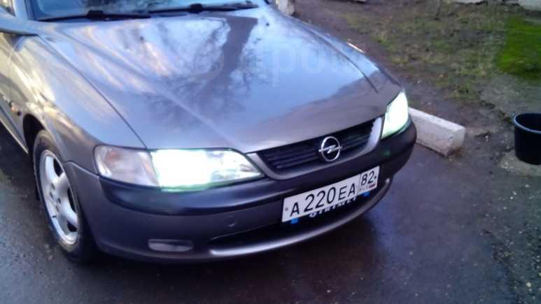 Opel Vectra, 1998 год, $2800