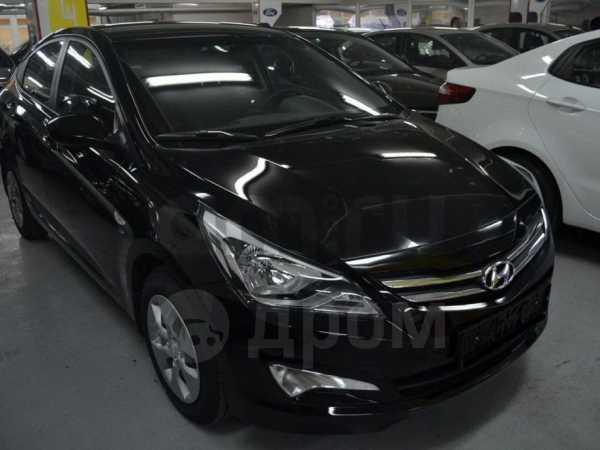 Hyundai Solaris, 2015 год, 420 000 руб.