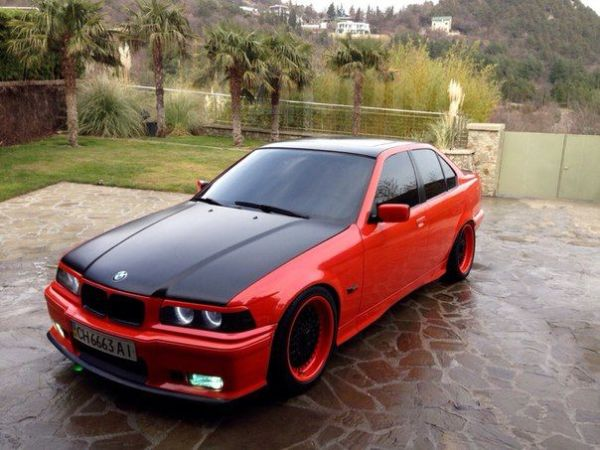 BMW 3-Series, 1992 год, 350 000 руб.