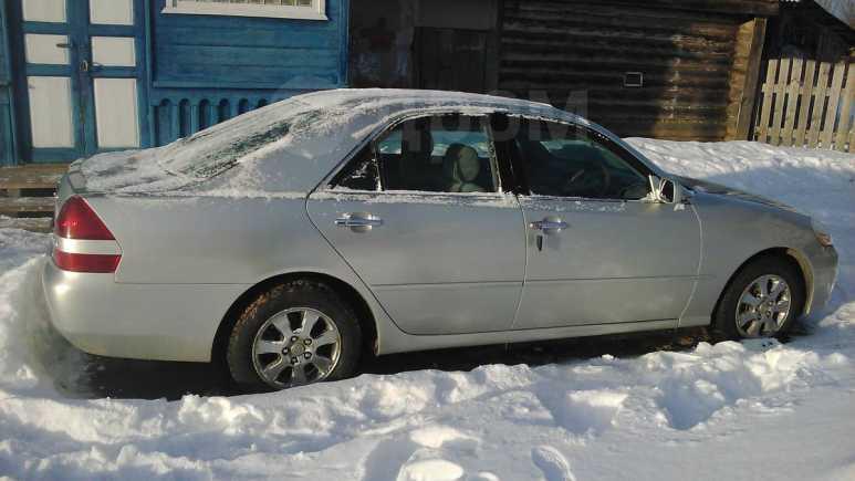 Toyota Mark II, 2002 год, 295 000 руб.