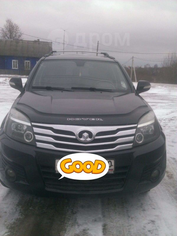 Great Wall Hover H3, 2011 год, 490 000 руб.