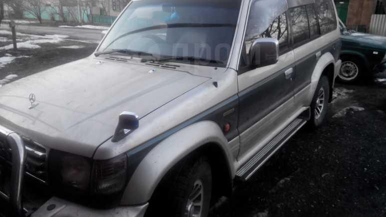 Mitsubishi Pajero, 1992 год, 260 000 руб.
