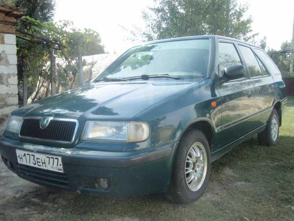 Skoda Felicia, 1999 год, 100 000 руб.