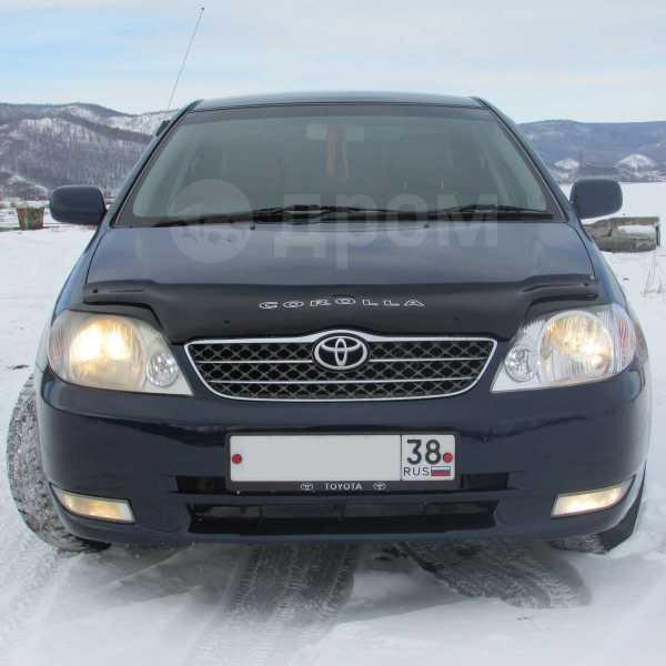 Toyota Corolla, 2002 год, 299 000 руб.