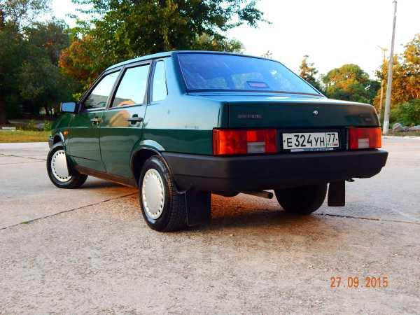 Лада 21099, 1998 год, 115 000 руб.