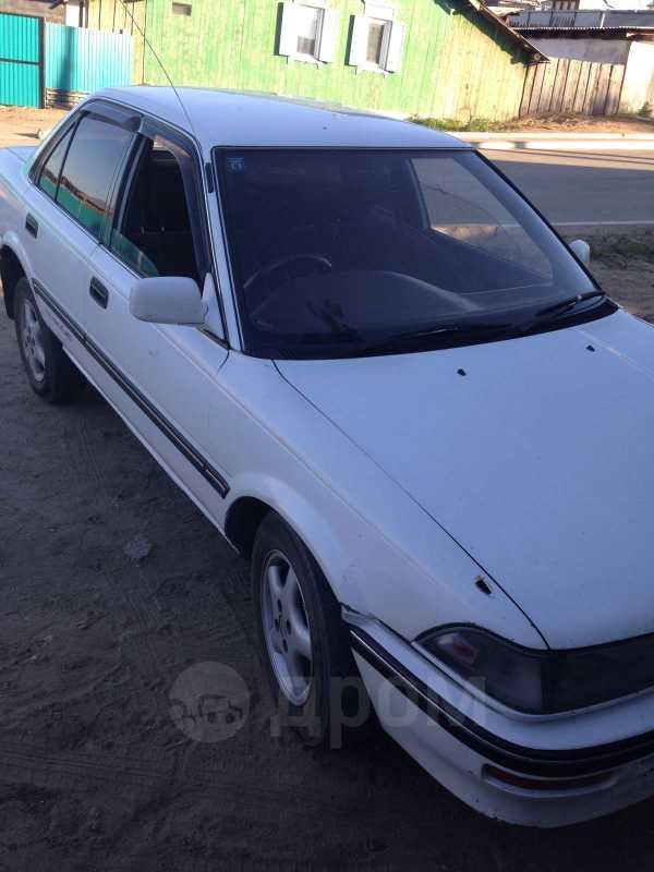 Toyota Corolla, 1990 год, 99 000 руб.