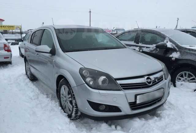 Opel Astra, 2007 год, 318 000 руб.
