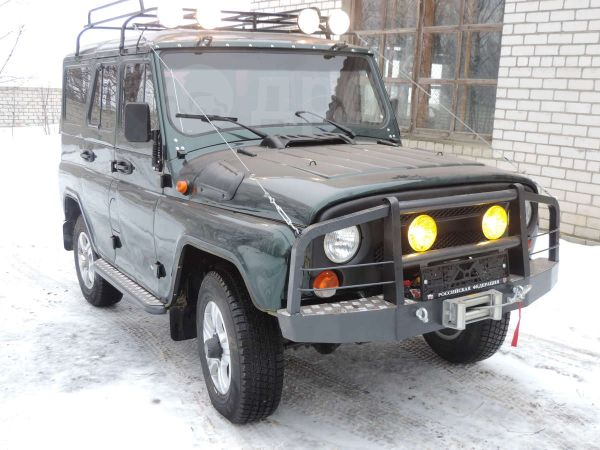 УАЗ 3151, 2001 год, 300 000 руб.
