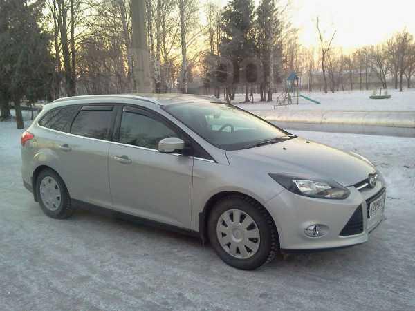 Ford Focus, 2012 год, 580 000 руб.