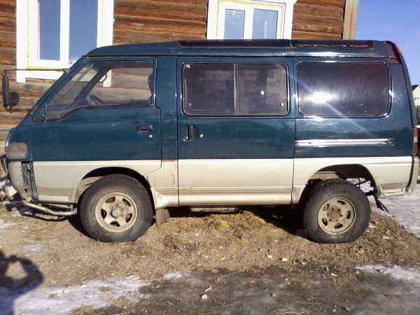 Mitsubishi Delica, 1993 год, 150 000 руб.