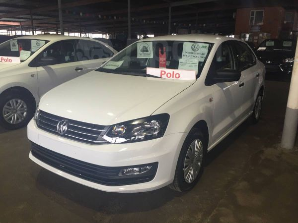 Volkswagen Polo, 2016 год, 655 900 руб.