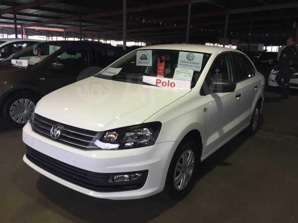 Volkswagen Polo, 2016 год, 625 900 руб.
