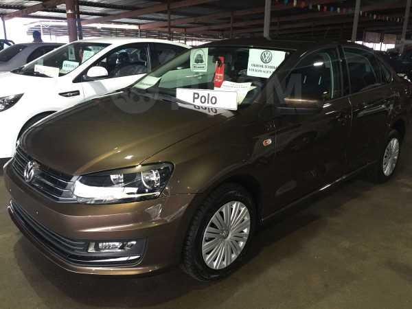Volkswagen Polo, 2016 год, 647 900 руб.