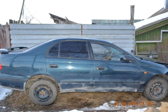 Toyota Carina E, 1992 год, 45 000 руб.