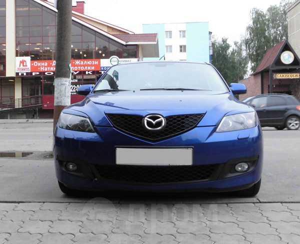 Mazda Mazda3, 2009 год, 484 999 руб.