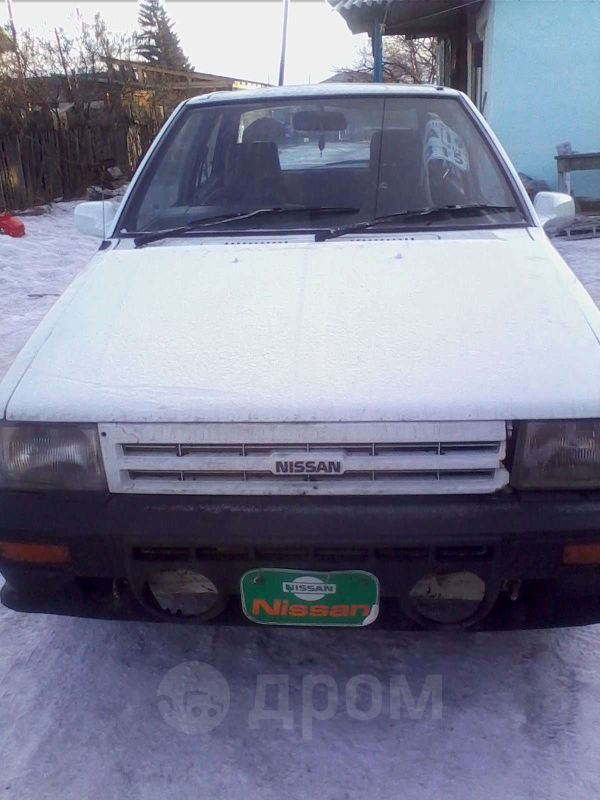 Nissan March, 1986 год, 60 000 руб.