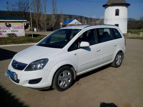 Opel Zafira, 2013 год, 720 000 руб.