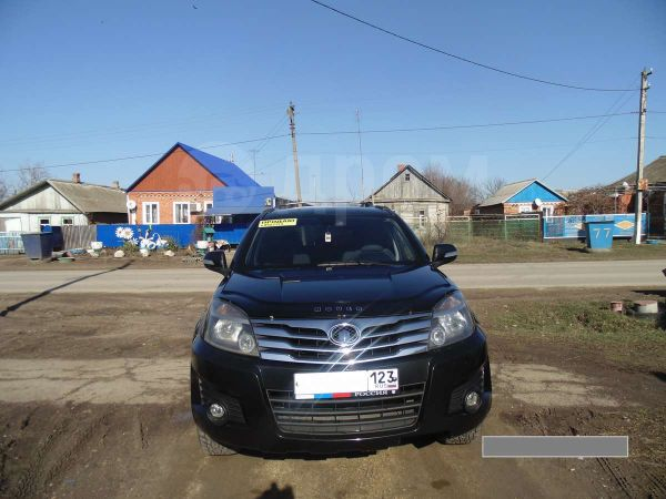 Great Wall Hover, 2011 год, 530 000 руб.