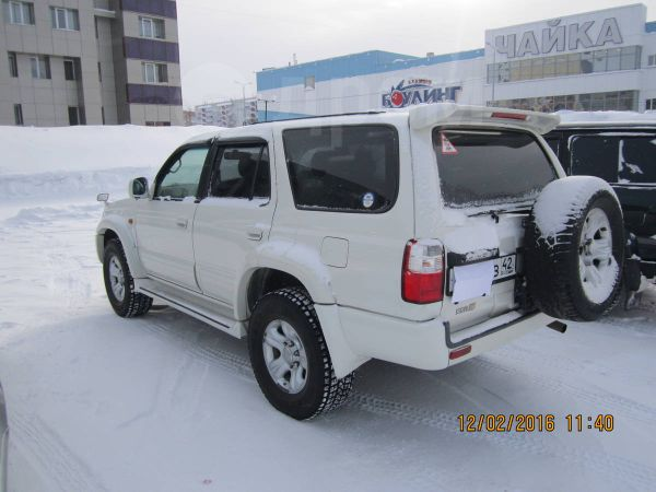 Toyota Hilux Surf, 2002 год, 745 000 руб.