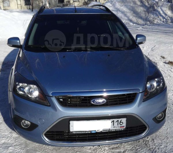 Ford Focus, 2008 год, 394 900 руб.