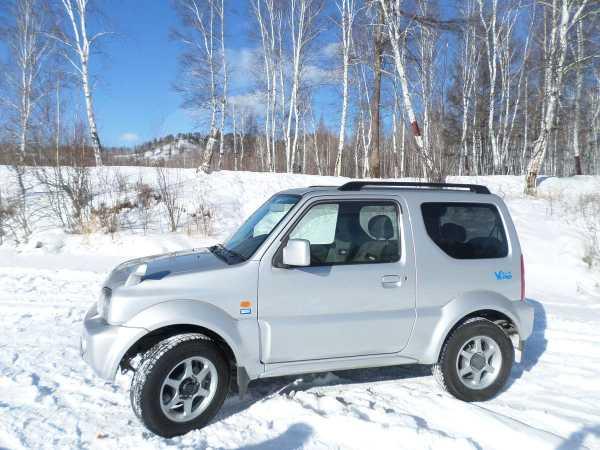 Suzuki Jimny Sierra, 2008 год, 600 000 руб.