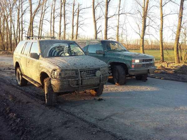 Opel Frontera, 1992 год, 150 000 руб.