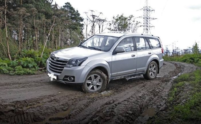 Great Wall Hover H3, 2014 год, 872 000 руб.