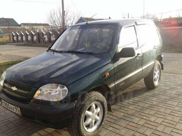 Chevrolet Niva, 2004 год, 230 000 руб.