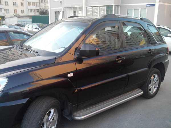 Kia Sportage, 2010 год, 630 000 руб.