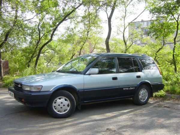 Toyota Sprinter Carib, 1990 год, 222 222 руб.