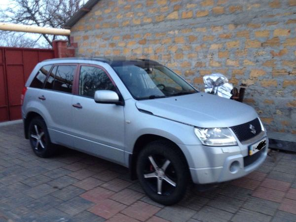 Suzuki Grand Vitara, 2007 год, 446 074 руб.